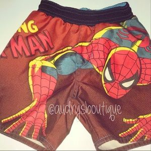 "Old Navy ""Amazing Spider-Man"" Swim Trunks"
